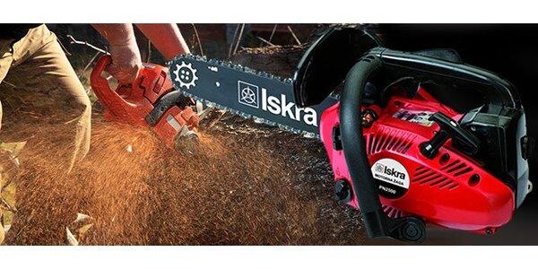 Benzínová motorová píla ISKRA PN2500