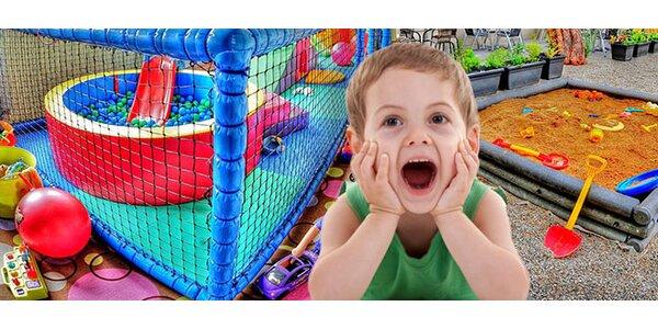 Relax Centrum Motolino vstup a detská párty
