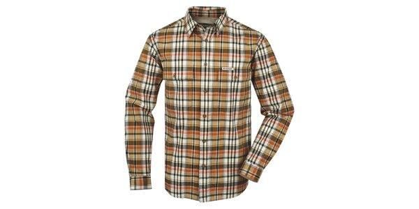 Pánska vzorovaná košeľa Bushman