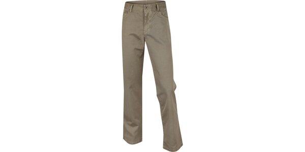 Pánske khaki nohavice Bushman
