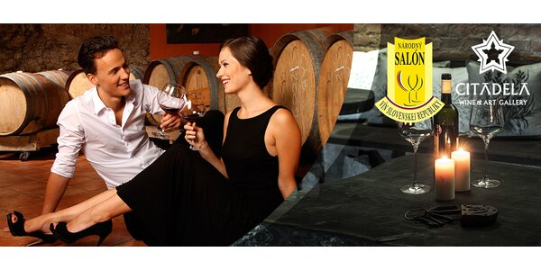 Degustácia ľubovoľného množstva vzoriek vína