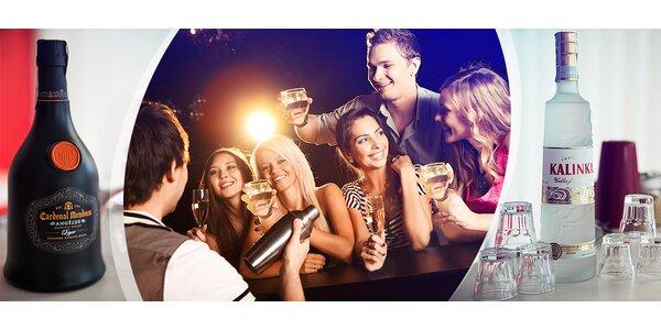 Ochutnávkový večer plný lahodných drinkov!