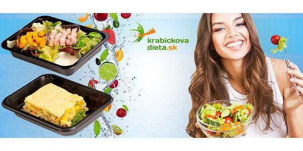 Jedzte zdravo a chutne s krabičkovou diétou
