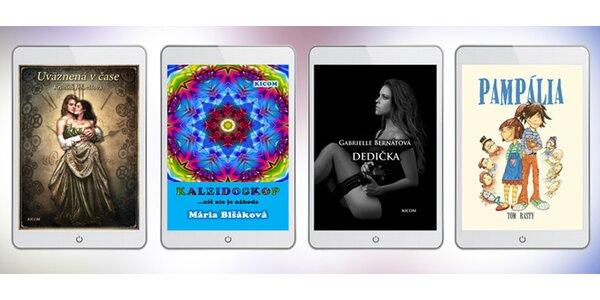 E-knihy k čítaniu ihneď do Vášho počítača, tabletu, mobilu, E-čítačky!