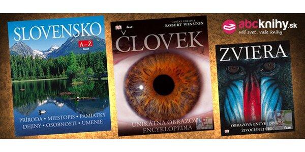 Encyklopédie Slovensko, Zviera a Človek