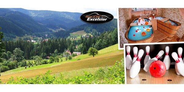 Wellness počas celého leta v Horskom hoteli Excelsior***