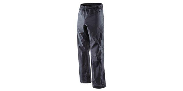 Pánske antracitové dlhé nohavice Hannah