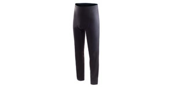 Pánske antracitové funkčné nohavice Hannah