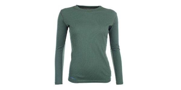 Dámske funkčné tričko Hannah - zelené