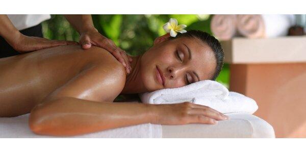 Klasická 30 minutová masáž
