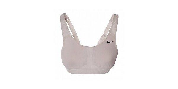 Dámska biela športová podprsenka Nike