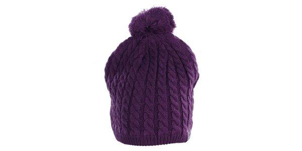 Dámska fialová čiapka Fundango