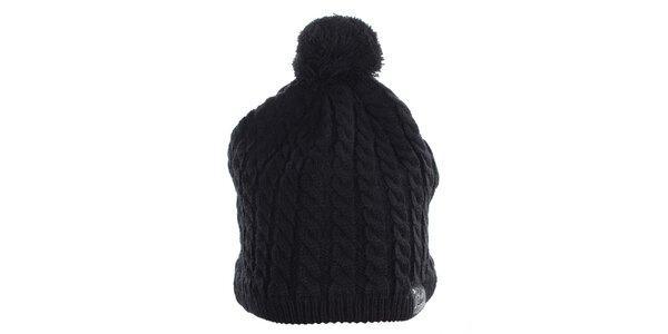 Dámska čierna čiapka Fundango