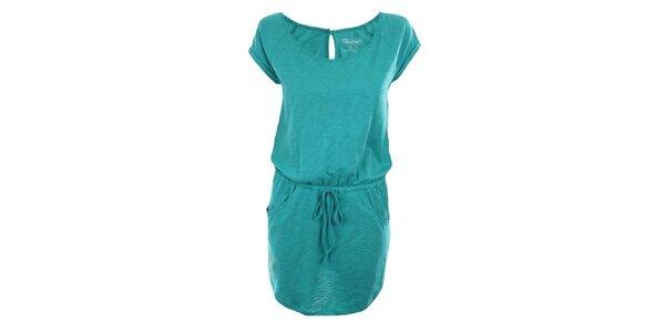Dámske zelené šaty Fundango