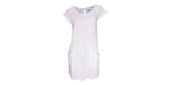 Dámske biele šaty Fundango