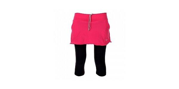 Dámske šortky so sukničkou Nike