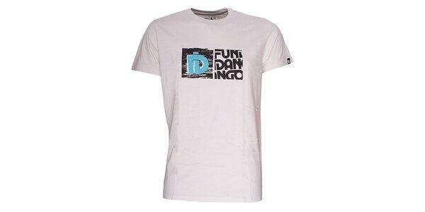 Pánske tričko s potlačou Fundango