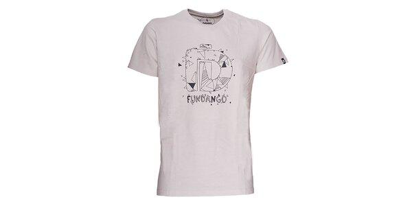 Pánske tričko s krátkym rukávom Fundango
