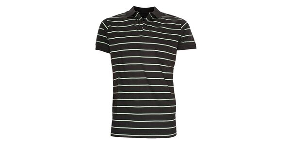 Pánske polo tričko s prúžkami Fundango