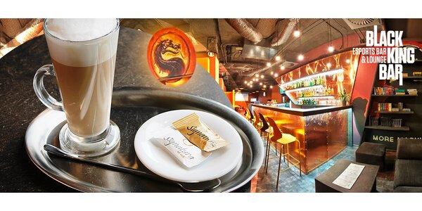 Káva a skvelý dezert pre každého pravého geeka!