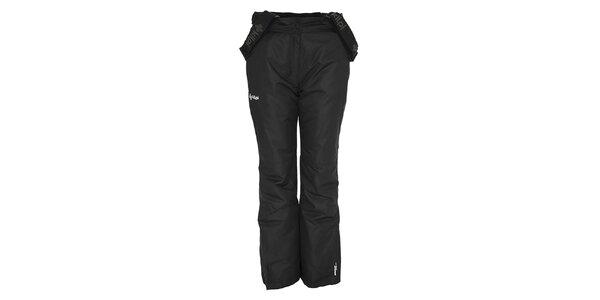 Dámske čierne lyžiarske nohavice Kilpi