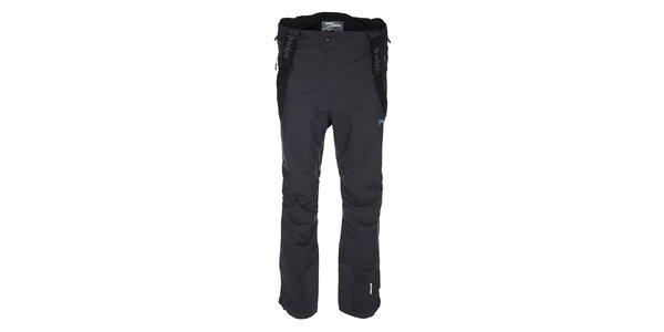 Pánske čierne snowboardové nohavice Kilpi