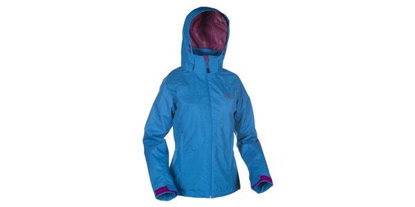 Dámska modrá outdoorová bunda Kilpi