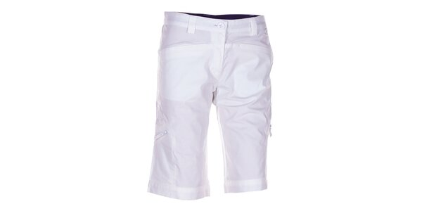 Dámske biele šortky Kilpi