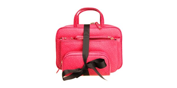 Dámsky kozmetický set DKNY - ružový