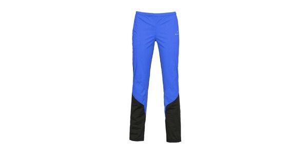 Dámske modré športové nohavice Bergson