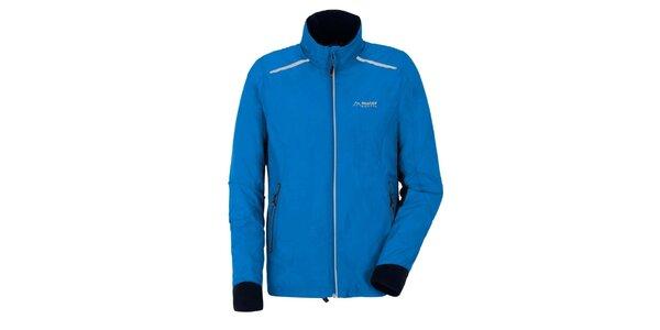 Pánska modrá športová bunda Maier