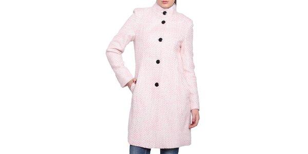 Dámsky svetlo ružový kabátik Vera Ravenna
