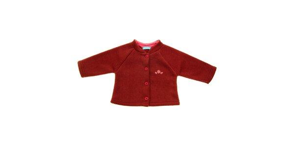 Detský vínový kabátik Lullaby