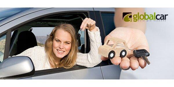Požičanie auta na jeden deň