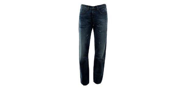Dámske rovné modré džínsy Big Star