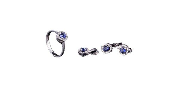 Dámska sada šperkov Afrodite