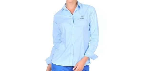 Dámska svetlo modrá košeľa Giorgio di Mare