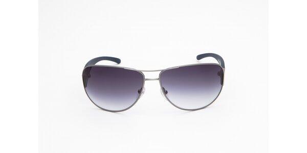 Pánske šedé slnečné okuliare Bikkembergs