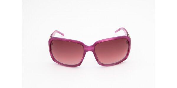 Dámske ružové okuliare Just Cavalli