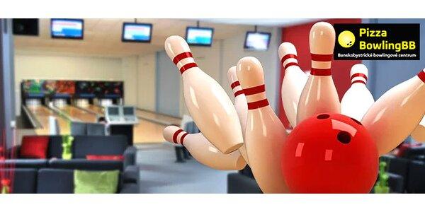Prenájom bowlingovej dráhy