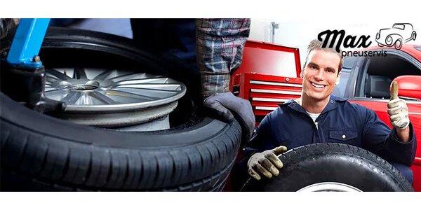 Prezutie pneumatík a kontrola stavu vozidla