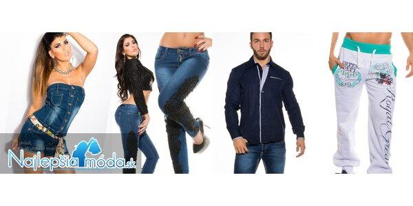 Štýlové oblečenie pre mladých značky KouCla s 30% zľavou