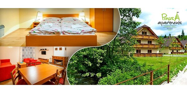 Luxusné apartmány Chopok-Tále