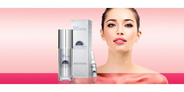 Luxusná kozmetika s kyselinou hyalurónovou Devee