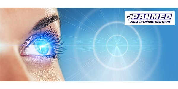 Laserová operácia očí EPI-LASIK