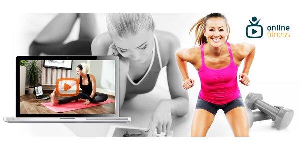 1 až 3 mesiace revolučného online cvičenia