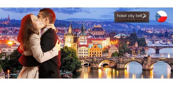 Pobyt v Prahe pre dvoch na 3 či 4 dni s raňajkami