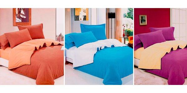 Kvalitná 7-dielna posteľná bielizeň + dodanie