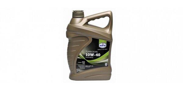 Motorový olej Eurol (5 litrov)
