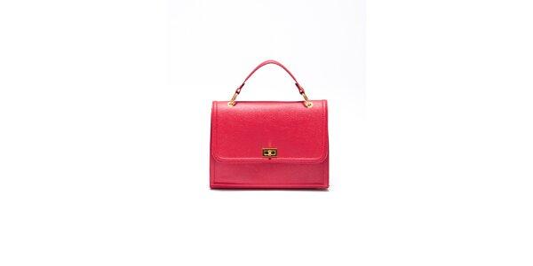 Dámska ružová kabelka Roberta Minelli